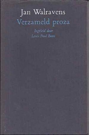 Verzameld Proza.: Walravens, Jan.