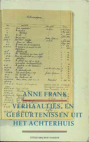 Citaten Uit Dagboek Anne Frank : Anne frank seller supplied images abebooks