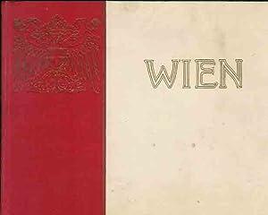 Wien: Eine Auswahl von Stadtbildern.: Mayreder, Karl &