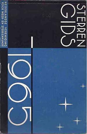 Sterrengids 1965.: Diggelen, J. Van