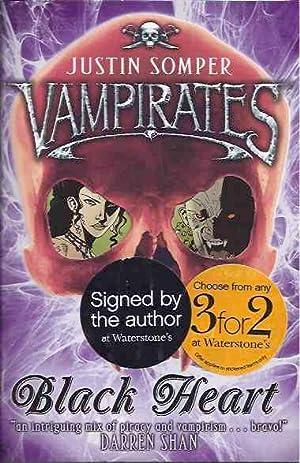 Vampirates: Black heart.: Somper, Justin.