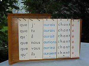 Tableau de Conjugaison: Charlot-Géron