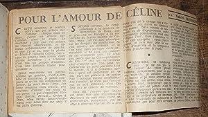 Voyage au bout de la Nuit (état: Louis-Ferdinand Céline