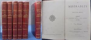 Les Misérables - tomes 3, 4, 5,: Victor Hugo