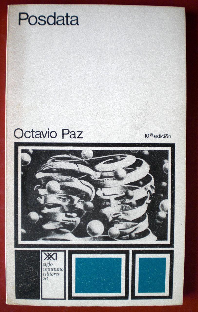 LIBRO POSDATA DE OCTAVIO PAZ PDF  @tataya.com.mx