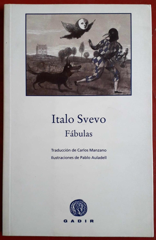 Fábulas - Italo Svevo