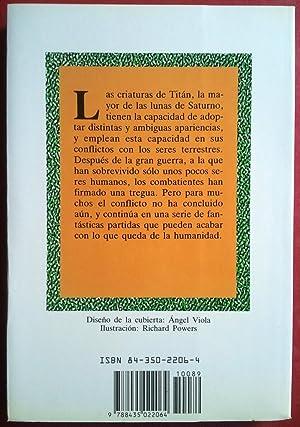 LOS JUGADORES DE TITÁN: PHILIP K. DICK