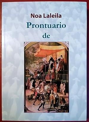 PRONTUARIO DE TEOPATOLOGÍA CRISTOLÓGICA: NOA LALEILA