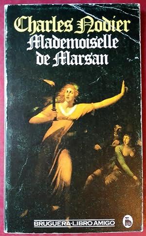 Mademoiselle de Marsan: Charles Nodier