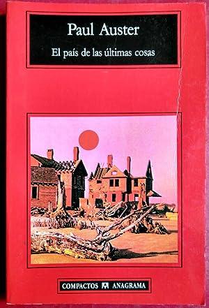 El país de las últimas cosas: Paul Auster