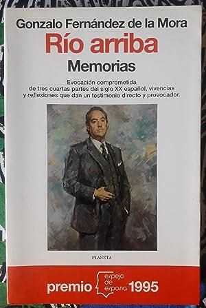Río arriba. Memorias: Gonzalo Fernández de