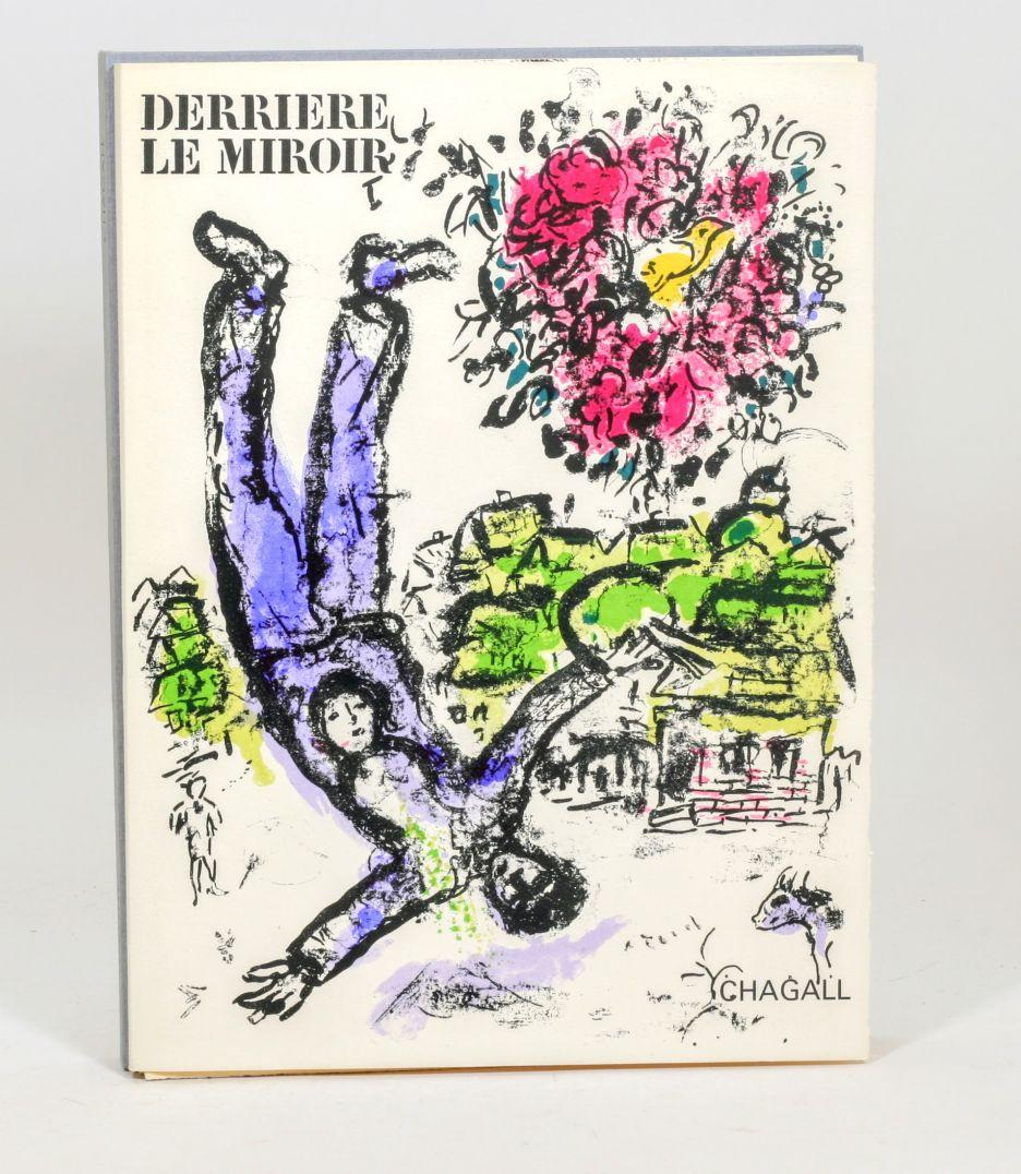 Derri re le miroir no 147 chagall dessins et lavis by for Maeght derriere le miroir
