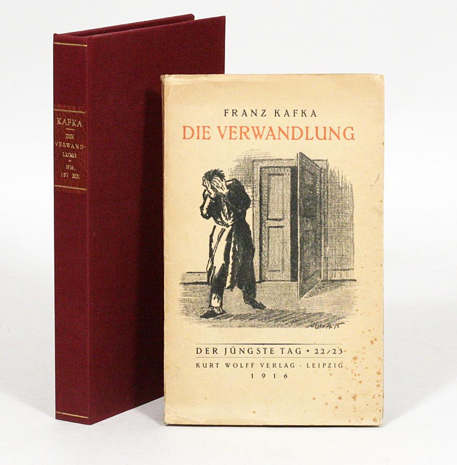 a proposal to include franz kafkas the metamorphosis in the first year curriculum The paperback of the the metamorphosis by peter kuper, franz kafka, kerstin hasenpusch | at barnes & noble free shipping on $250 or more.