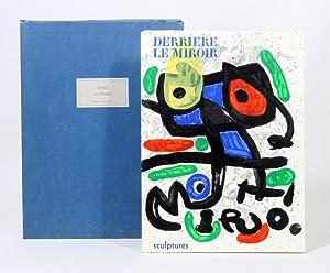 Sculptures. Derriere Le Miroir: Special Number 186: MIRO, JOAN