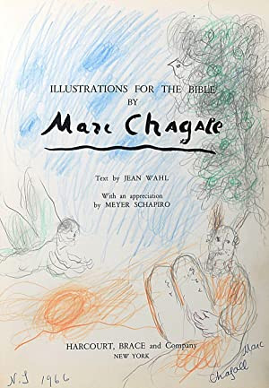 Illustrations for the Bible: CHAGALL, MARC