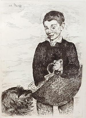 Histoire d'Édouard Manet et de Son Oeuvre: MANET, ÉDOUARD. DURET,