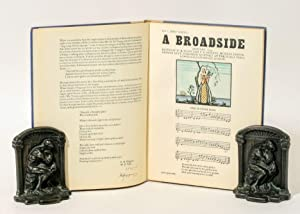 BROADSIDES, A COLLECTION OF NEW AND OLD: YEATS, WILLIAM BUTLER;