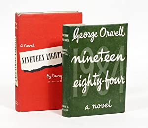 Nineteen Eighty-Four [1984]: ORWELL, GEORGE