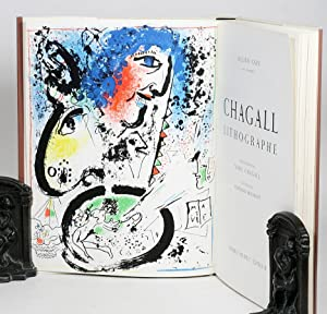 Lithographe [The Lithographs of Chagall, Volumes I - VI, complete]: CHAGALL, MARC