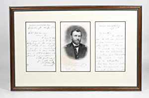 Autograph Letter Signed: GRANT, ULYSSES S.