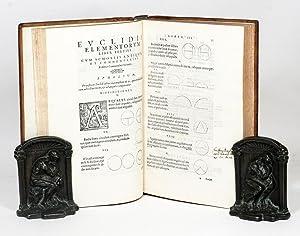 Elementorum libri XV una cum scholiis antiquiis: EUCLID