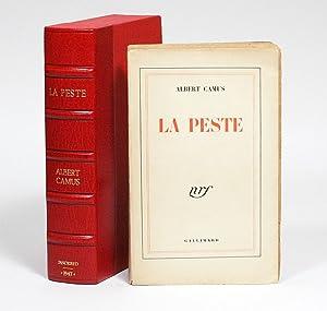 La Peste [The Plague]: CAMUS, ALBERT