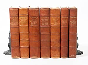 The Works of Shakespeare. The text of: SHAKESPEARE, WILLIAM
