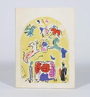 Les Vitraux de Jerusalem: Chagall, Marc