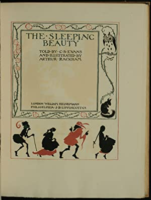 The Sleeping Beauty: Rackham, Arthur; Evans, C.s.