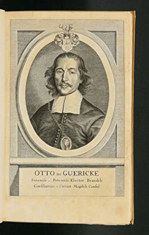 Experimenta Nova: Guericke, Otto Von