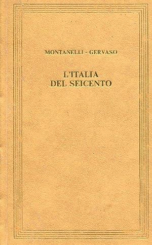L'Italia del Seicento (1600-1700), Milano, Cde Rizzoli,: Montanelli Indro (Fucecchio