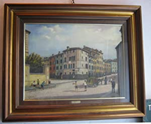 IL GIOCO DEL GERLO (o gioco della: Bocchi L., pittore
