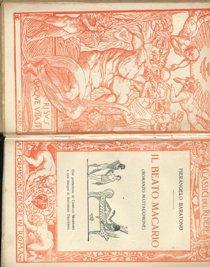 IL BEATO MACARIO -. ROMANZO MATTACCHIONE (con: Baratono Pierangelo