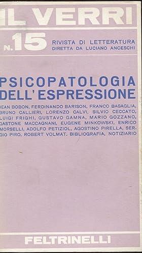 KITSCH ED ESPRESSIONE FIGURATIVA PSICOPATOLOGICA (sul numero: Basaglia Franco