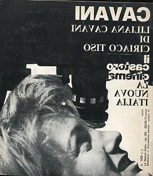 CAVANI LILIANA, Firenze, La Nuova Italia, 1975: Tiso Ciriaco