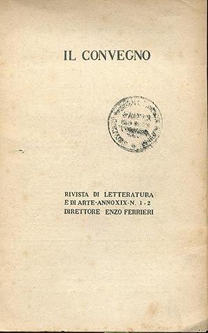 DECORAZIONI MURALI, racconto (sul numero 1-2 (pag.18-21): Buzzati Traverso Dino