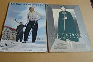 LE JARDIN DES MODES + supplemento