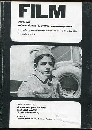 """SINOSSI DIALOGATA DEL FILM """"THE BIG KNUFE: Autori vari"""