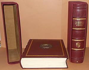 LA BIBBIA DI BORSO D'ESTE, riproduzione integrale: Autori vari, Venturi