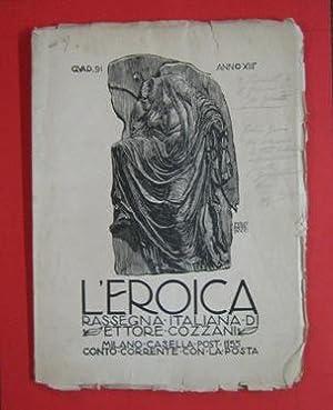 L'EROICA - 1926 - 91 dedicato a