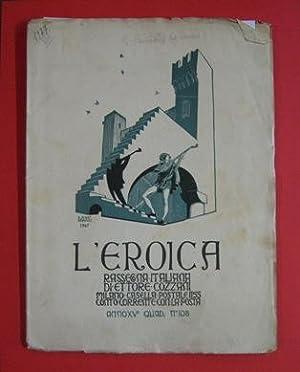 L'EROICA - 1927 - 108 agosto dedicato