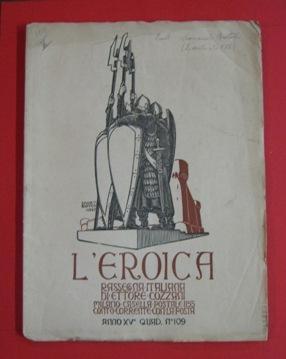 L'EROICA - 1927 - 109 settembre dedicato