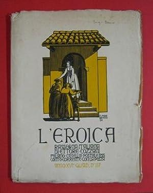 L'EROICA - 1928 - 117 maggio dedicato
