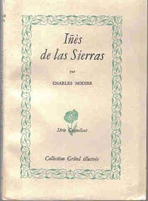 Inès de las Sierras.: NODIER (Charles).