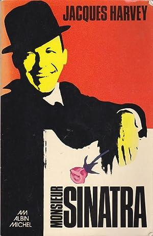 Monsieur Sinatra.: HARVEY (Jacques).