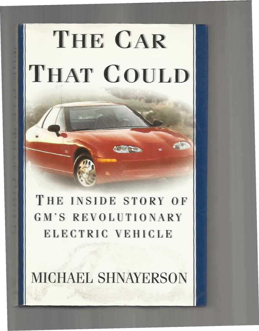 THE CAR THAT COULD: The Inside Story Of GM's