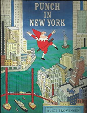 PUNCH IN NEW YORK: Direct From Rome,: Provensen,Alice