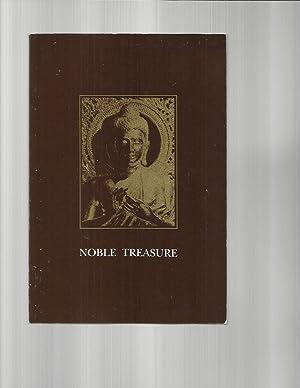 NOBLE TREASURE. Translated By Aimorn And Alastair: Venerable Phra Ajahn