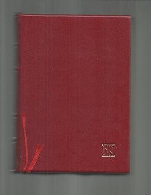 POESIES. Texte Presente' Et Commente' Par Jean Defournet. Illustrations d'Edmond~Maurice Perot.: ...