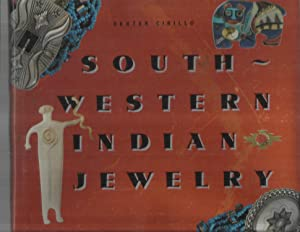SOUTH~WESTERN INDIAN JEWELRY. Photographs Of Jewelry By Michel Monteaux. Photographs Of Artists By ...
